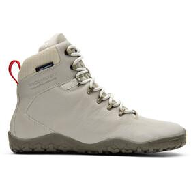 Vivobarefoot Tracker FG Leather Shoes Dam cement cream